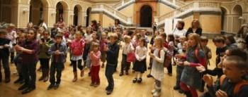 Dětská hudební dílna v Rudolfinu