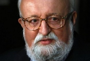 Praha vzdá hold skladateli Krzysztofu Pendereckému