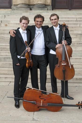 V České filharmonii 5x na rodinnou notu. Zastavení první: Špačkovi