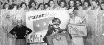 70 let od terezínské premiéry dětské opery Brundibár