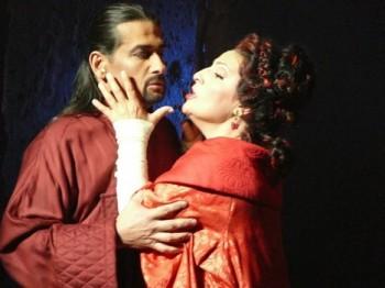 SND: Dalibor Jenis poprvé jako Macbeth