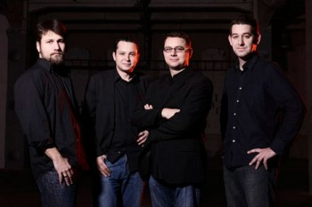 Kanadský klavírní mág David Braid potkává v Praze Epoque Quartet