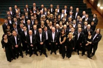 Zahajovací koncert Moravské filharmonie Olomouc aneb Blízká setkání dvou světů