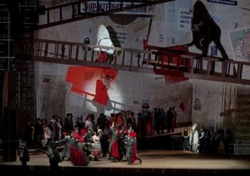 Šostakovičova operní prvotina v Met