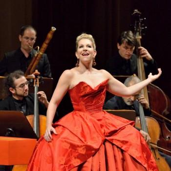 Joyce DiDonato jako královna barokní opery