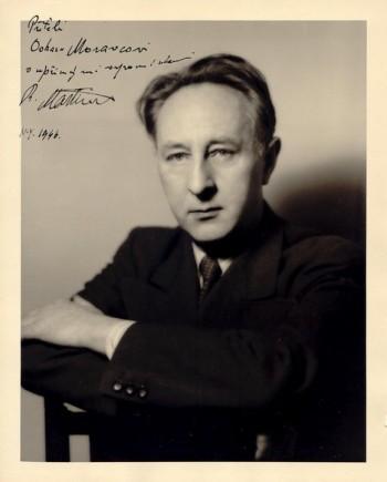Miliony zaplacené za partitury Bohuslava Martinů