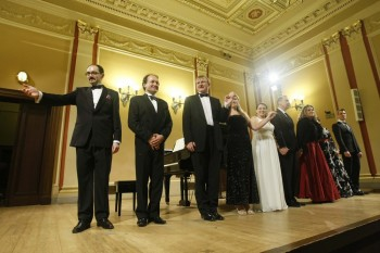 Fotoreportáž: Benefiční galakoncert pro Operu Plus a Výroční ceny 2013