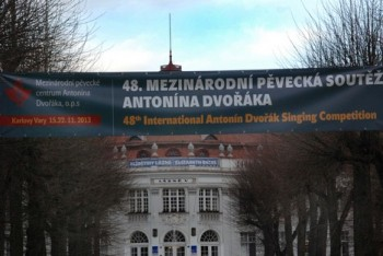 Mezinárodní pěvecká soutěž Antonína Dvořáka v Karlových Varech