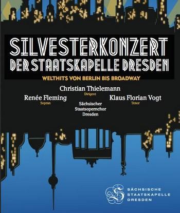 Semperoper: Fleming, Vogt, Thielemann a lehká múza