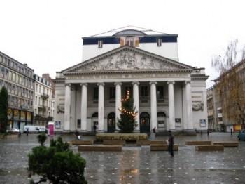 Thomasův Hamlet v Bruselu, můžete být u toho