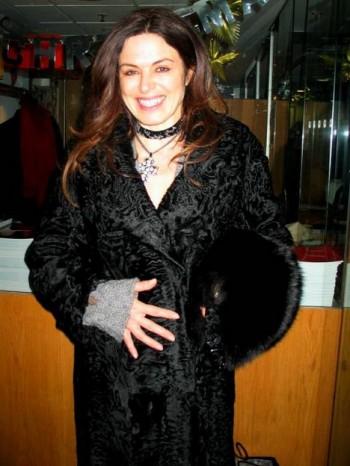 Těhotnou Garanču nahradí v londýnské Carmen Antonacci