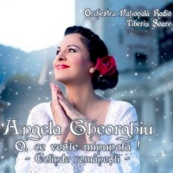 Angela Gheorghiu: Přeji všem šťastné a veselé!