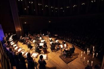 Vánoční Händelův Mesiáš v Rudolfinu