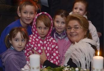 Advent s Gabrielou Beňačkovou