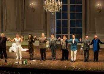 Zahájení sezony v milánské La Scale: rozporuplná La traviata