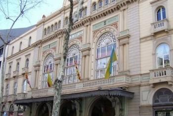 Dvacet let od požáru Gran Teatre del Liceu