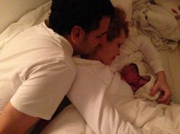 Juan Diego Flórez se stal podruhé otcem