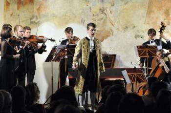 Barocco sempre giovane na zámku v Pardubicích