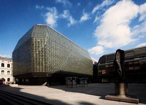 Nová scéna - Národní divadlo Praha