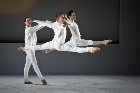 Les Ballets Bubeníček sklízely ovace