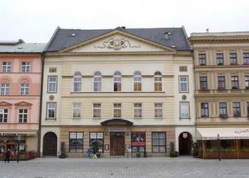 Olomouc: místo Esmeraldy Spící krasavice