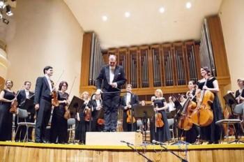 Kleinův koncert v Košicích