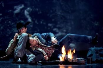 Madrid: Zkrocená hora v opeře