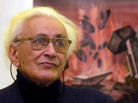 Zemřel scénograf Oldřich Šimáček