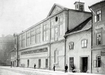 21. ledna 1904 večer