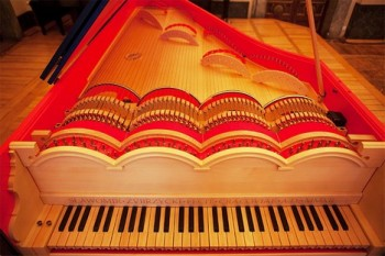 Hudební nástroj snů je na světě