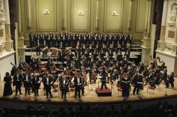 Koncertní provedení Straussova Guntrama v drážďanské Semperoper