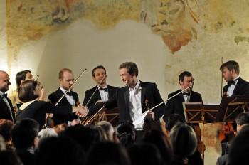 Barocco sempre giovane a Josef Špaček – Zámek Pardubice 2014 (foto Lada a Miloš Kolesárovi)