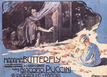 Sto deset let od premiéry Madame Butterfly