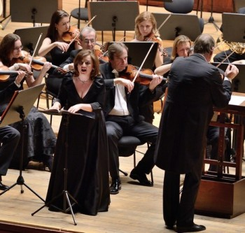 Ailish Tynan s Mozartem i Mahlerem