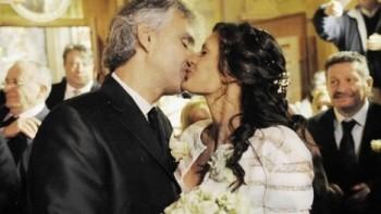 Bocelli se podruhé oženil