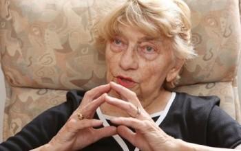 V divadle zažila 16 ředitelů. Zemřela legenda Baletu ND Naděžda Sobotková