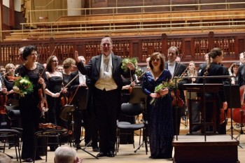 Bergovy Písně a Mahlerova Sedmá v FOK