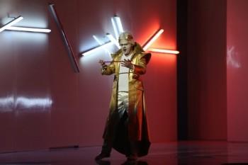Titus poprvé na Slovensku – ve světlech a barvách