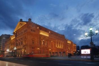 Divadla zblízka: Teatro Colón v Buenos Aires