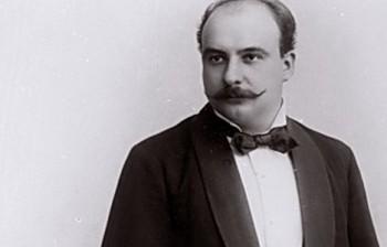 Před 140 lety se narodil Oskar Nedbal