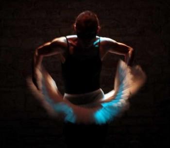 Magnetizující tanec balerínky