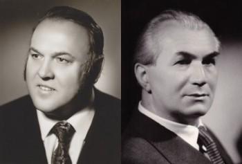 Brněnská březnová jubilea: Václav Halíř a Géza Fischer