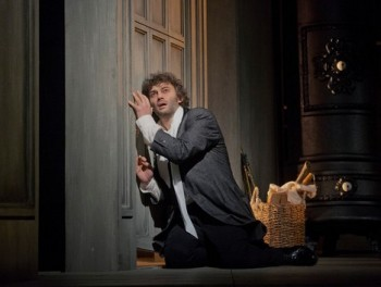 Met: Massenetův Werther a Jonas Kaufmann