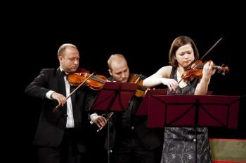 Iva Kramperová (housle), Barocco sempre giovane – Holice 2014
