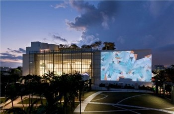Design a zvuk: New World Center Miami