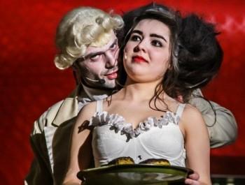 Nová opera popisuje Mozartovo vášnivé vzplanutí a jeho následky