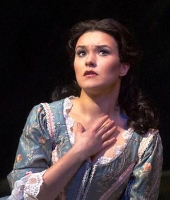 Olga Peretyatko debutovala v Met