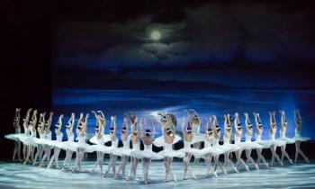 Vídeň: balet nazvaný Siegfried