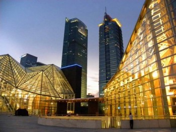Design a zvuk: Shenzhen Concert Hall