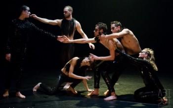 Pražský komorní balet uvedl BEAT